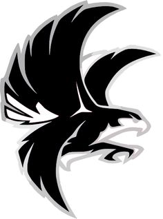 Falcon clip art black and white Logo Esport, Fly Logo, Eagle Sports, Sports Logo, Mascot Design, Logo Design, Husky Logo, Falcon Logo, Graffiti Drawing