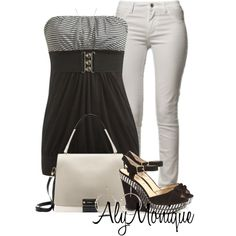 """""""Untitled #644"""" by alysfashionsets on Polyvore"""