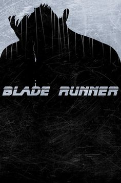 Blade Runner Poster by ~Korrdin Blade Runner Art, Blade Runner Poster, Blade Runner 2049, Geeks, Sf Movies, Alternative Movie Posters, Cinema Posters, Movie Poster Art, Minimalist Poster