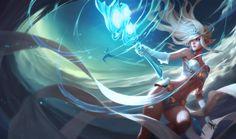 [PBE Update] Novas Splash Arts: Ahri, Tristana, Zilean e mais! ~ Pwn3ed