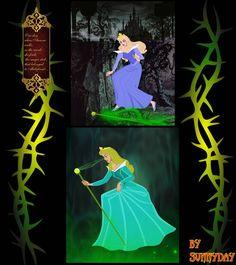 Commission Auroracent Pag 1 by on DeviantArt Disney Princess Outfits, Disney Princess Aurora, Disney Princesses, Sleeping Beauty Art, Sleeping Beauty Maleficent, Little Mermaid Outfit, The Little Mermaid, Disney Films, Disney Pixar
