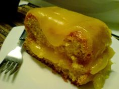 Κεικ με γλάσο λεμονιού τέλεια γεύση  !! The Kitchen Food Network, Greek Sweets, Lime Cake, Brownie Cake, Brownies, Lemon Lime, Food Network Recipes, Lasagna, Sweet Tooth