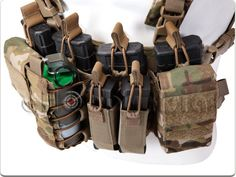 haley d3 chest rig