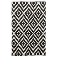 I Love The Tribal Dhurrie Rug On Pbteen Com 3x5 For 89 Black And