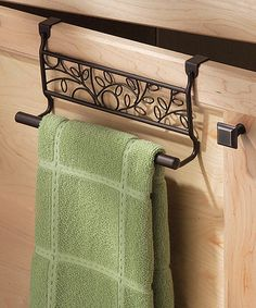 Another great find on #zulily! Twigz 9'' Towel Bar by InterDesign #zulilyfinds