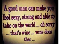 Funny Wine Quotes for Women | Thanks for the laughter Kate, and the good talks over drinks all these ...