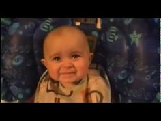 ▶ Baby's Emotional Reaction to Mother's Song (Original) - YouTubeThis will melt your butter