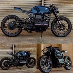 Extraordinairy Custom BMW Cafe Racer built by Gustavo and Rodrigo Lourenço from Retrorides in Brazil. One of the best custom out there! Bmw Scrambler, Motos Yamaha, Bmw Motorcycles, Custom Motorcycles, Custom Bikes, Street Scrambler, Ducati, Bmw Cafe Racer, Cafe Racers
