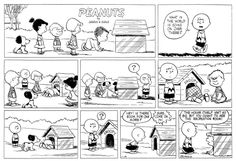 January 31, 1954 - Snoopy's home