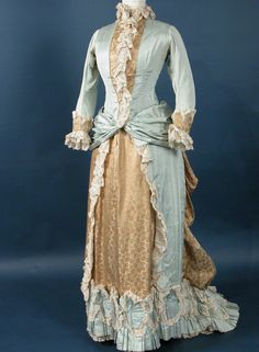 Dress, 1880    From the National Trust