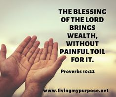 Proverbs 10, Bible Verses, Blessed, Lord, Bring It On, Scripture Verses, Bible Scripture Quotes, Bible Scriptures, Scriptures