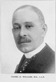 Any idea how i can do better on my research paper about daniel hale williams?