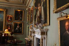 SYON HOUSE: A GREAT ANCIENT HOUSE REDESIGNED BY ROBERT ADAM