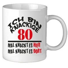 """Tasse Geburtstag """" Knackige 80 """" Druck-deine-Tasse http://www.amazon.de/dp/B00M8GAPIG/ref=cm_sw_r_pi_dp_3L8yub05Z8ADS"""