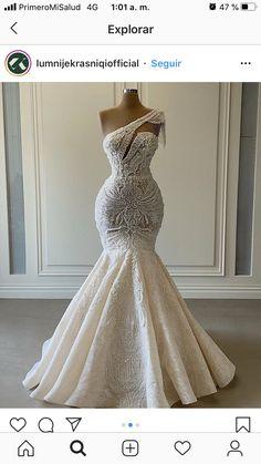 Fancy Wedding Dresses, Beautiful Wedding Gowns, Wedding Attire, Bridal Dresses, Beautiful Dresses, Bridesmaid Dresses, Ring Verlobung, Dream Dress, Weeding