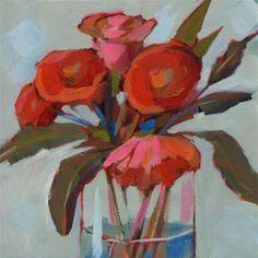 "Daily Paintworks - ""Perk Up (#301)"" - Original Fine Art for Sale - © Brian Miller"