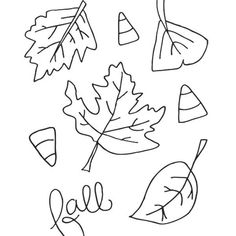 Printable Fall Coloring Pages for a fun afternoon activity with your kids. Have your kids color the leaves candy corn scarecrows and pumpkins then use a fall décor around the house. Fall Coloring Sheets, Fall Coloring Pages, Coloring Pages To Print, Printable Coloring Pages, Free Coloring, Coloring Pages For Kids, Adult Coloring, Fairy Coloring, Kids Coloring