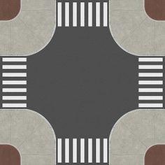 Textures Texture seamless | Road texture seamless 07650 | Textures - ARCHITECTURE - ROADS - Roads | Sketchuptexture