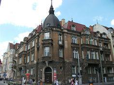 Matejki/Wyspianskiego Street