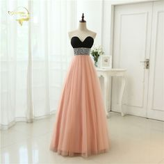 Sweetheart Beading Crystal Floor Lenght Tulle Evening Dress | Uniqistic.com Elegant Dresses, Beautiful Dresses, Nice Dresses, Amazing Dresses, Luxury Wedding Dress, Luxury Dress, Blue Evening Dresses, Evening Gowns, Prom Gowns