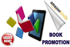 do KINDLE book promotion by email marketing by promoterlisa