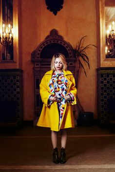 Tavi Gevinson by Danielle Levitt for Lula Magazine
