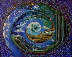 EARTHSHIP SPIRAL Sam Brown