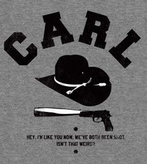 Carl | Pop Up Tee