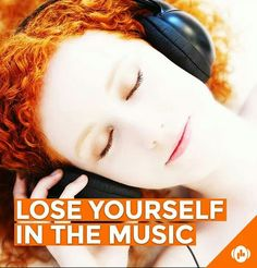Music can be relax