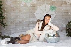 2014 Senior Models   Winter Wonderland » Sarah Lane Studios   Fun. Hip. Fresh