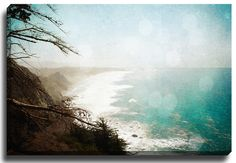 The End is the Beginning byJenndalyn Photographic Print on Canvas