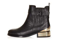 Chelsea boots, Pago, Topshop