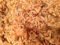 Easy Oven Fried Rice | OrnaBakes