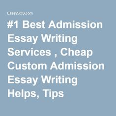 Cheap custom essay writing service