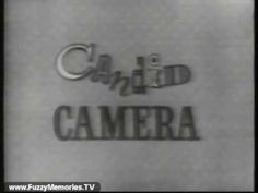 WFLD Channel 32 - Candid Camera (Opening, 1971?) - YouTube