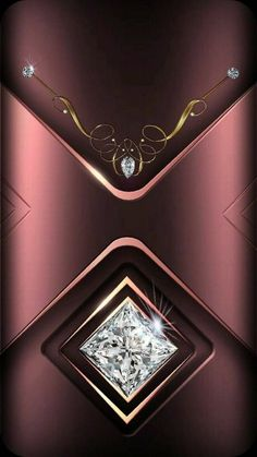 luxury wallpaper by - 85 - Free on ZEDGE™ Bling Wallpaper, Diamond Wallpaper, Pretty Phone Wallpaper, Phone Screen Wallpaper, Luxury Wallpaper, Wallpaper For Your Phone, Cellphone Wallpaper, Mobile Wallpaper, Pattern Wallpaper