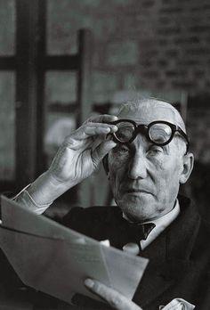 Charles Edouard Jeanneret Gris. Le Corbusier
