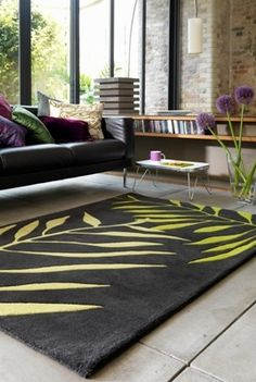 Matrix Rugs 917 Kew Charcoal Green Online From The Rug Er Uk Clearance Specials Wool