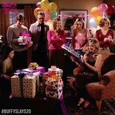 10\03\1997 Sono passati vent'anni dalla messa in onda della prima puntata di #Buffy! #BuffySlays20
