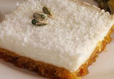 Kıbrıs tatlısı | hamurger