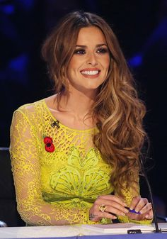 The X Factor's Cheryl Fernandez-Versini Expert Hair And Make-Up Tutorial | Barefaced Beauty Blog - Yahoo Lifestyle UK