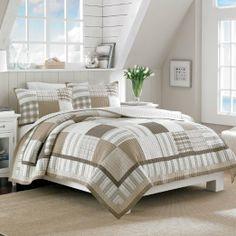 Nautica Oakhurst Cotton Quilt, Twin