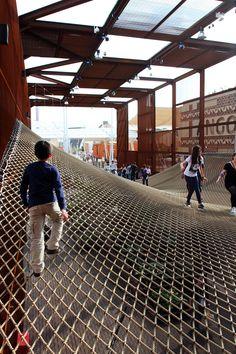 Gallery of Brazil Pavilion – Milan Expo 2015 / Studio Arthur Casas + Atelier…