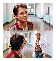 There's that word again... heavy. Why are things so heavy in the future? Is there a problem with the earth's gravitational pull?     Back to the Future