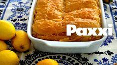 Παραδοσιακό τραγανό γαλακτομπουρεκο - Συνταγή - Paxxi Ε17 - Crunchy Gree...
