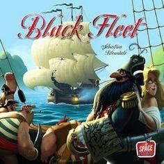 Black Fleet | Board Game | BoardGameGeek