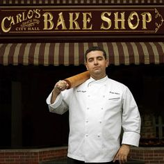 Owner/Chef of Carlo's Bakery. Host of Cake Boss and Kitchen Boss.-in my mind I can bake just like Buddy. In real life. Love To Meet, My Love, Cake Boss Buddy, Carlos Bakery, Buddy Valastro, Tv Chefs, James Beard, Best Chef, Cake Gallery