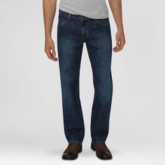 809411ca34 These Dickies' X-Series Relaxed Fit Straight Leg 5-Pocket Denim Jeans are