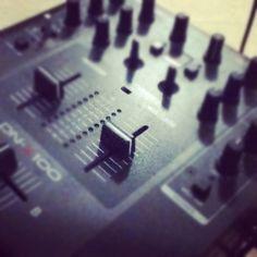 mixer.