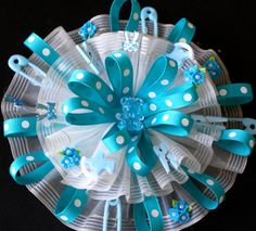 Hey, I found this really awesome Etsy listing at https://www.etsy.com/listing/92361732/baby-shower-corsage-baby-shower